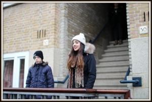 Eingangsbereich Haus Anne Frank